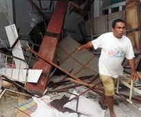 Powerful 5.6 magnitude earthquake strikes Japan, two injured; no tsunami warming