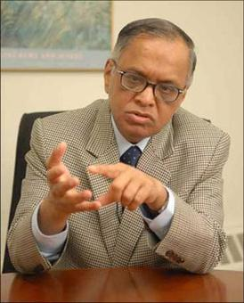 Murthy flags 'huge' severance pay, governance issues at Infy