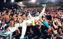 Rosberg holds nerve and shows verve