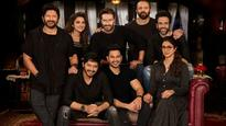 Check Pics: Ajay Devgn shares pictures of team 'Golmaal Again' on Rohit Shetty's birthday!