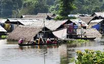 Flood Situation Worsens In Assam, 1.75 Lakh People Affected