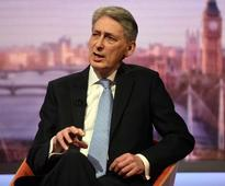 UK needs financial reserves in the tank for Brexit - Hammond
