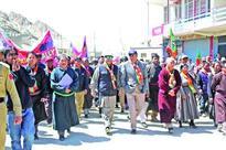 Jan Sampark Rally: BJP Leh highlights achievements