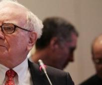 US billionaire Warren Buffett optimistic on stocks