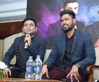AR Rahman unveils the Premier Futsal Anthem on Eid