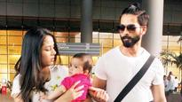 Mira Rajput and baby Misha to do an ad together? Shahid Kapoor BREAKS SILENCE on the matter