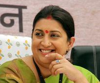 Venkaiah Naidu resigns; Smriti Irani gets I&B Ministry