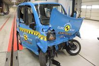 Bajaj Qute Gets 1 Star Euro NCAP Rating; Better Than Nano, Alto, Figo etc