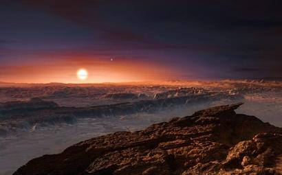 Proxima b: Earthlike planet discovered orbiting star nearest to the Sun