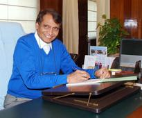 Tie-up with several countries to revamp rail network: Suresh Prabhu
