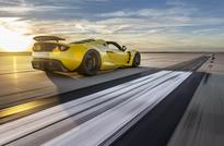 The Venom GT Spyder, The World's Fastest Open Top Car