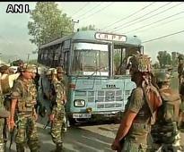 Five CRPF jawan martyred, two terrorists neutralised in Pampore encounter