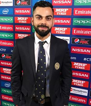 PHOTOS: Kohli with other captains at Champions Trophy opening dinner