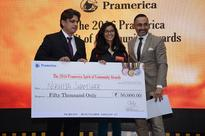 INDIAS TOP TWO STUDENT VOLUNTEERS NAMED IN 6th ANNUAL PRAMERICA SPIRIT OF COMMUNITY AWARDS