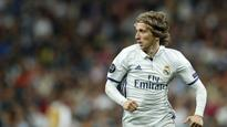 #FC100: Real Madrid star Luka Modric is ranked as the best central midfielder