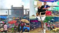Old Delhi comes alive with Eid festivities