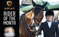 Ariat Rider of the Month - Edwina Tops-Alexander