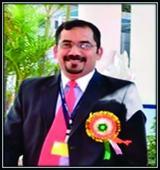 SK Singh selected for Dr. APJ Abdul Kalam Award- 2016