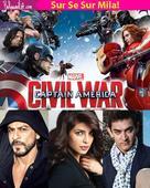 Shah Rukh Khan as Iron Man, Priyanka Chopra as Black Widow  After Varun Dhawan, which Bollywood stars do you want to dub for Captain America: Civil War?