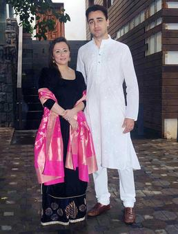 PIX: Imran Khan, Bipasha Basu celebrate Eid
