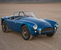 First ever Shelby Cobra heading to auction