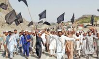 Death of tribesman triggers protest near FC checkpost