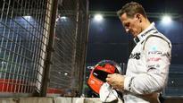 Former Ferrari president confident of Michael Schumacher's recovery