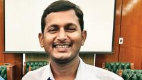 IAS topper, but no money to travel