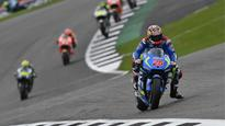 MotoGP: Vinales claims maiden win at Silverstone