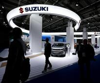Suzuki Motor sees 10 percent drop in FY operating profit on R&D costs