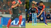 IPL 2017 | Royal Challengers Bangalore v/s Delhi Daredevils: Live Streaming and where to watch in India