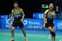Peng Soon-Liu Ying storm to semis, face world champs Zhang Nan-Yunlei