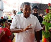 Oommen Chandy has gone soft on the RSS: Pinarayi Vijayan