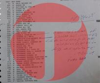 PIA PK-661 crash: List of passengers on board