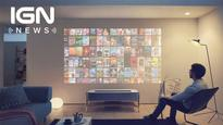 CES 2017: Sony unveils speakerless 4K TV Read Full Article