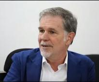 India's 'wild about television and entertainment', makes market more exciting: Netflix CEO Reed Hastings tells CNBC