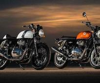 Royal Enfield unveils two new models, Interceptor and Continental GT 650