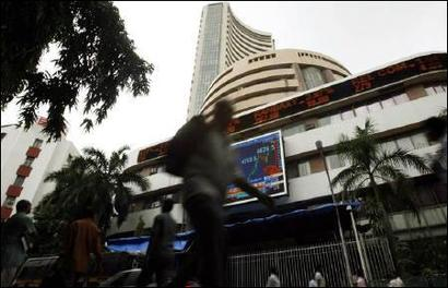 Markets open on a robust note, slip into red