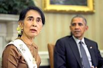 Pragmatic Suu Kyi builds rapport with military