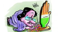 Reporters' diary: Congress loyalist in a soup