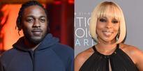 Kendrick Lamar Praises Colin Kaepernick with Mary J. Blige