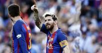 Xavi exudes confidence Messi won't leave Barca