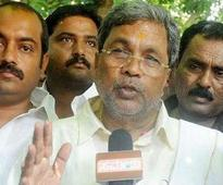 Steel flyover will be constructed, says CM Siddaramaiah