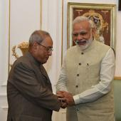 Two-storey villa, free travel across India, personal staffers: What Pranab's post-retirement life will look like