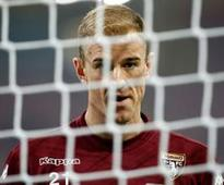 Joe Hart admits Manchester City career is finished till Pep Guardiola is in charge