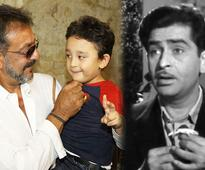 Sanjay Dutt's son to feature in remix of Raj Kapoor's song