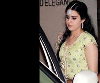 Saif Ali Khan's daughter Sara Ali Khan interested to join films