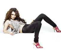 Kangana finds a unique dancing platform