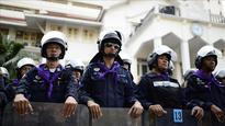 Thai police blocked from arresting controversial abbot