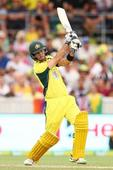 Finch leads the way as Australia pile it on